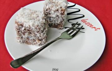LAMINGTONS dolcetti australiani