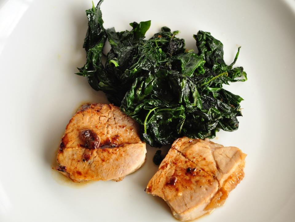 Filetto di maiale al cavolo nero ricette gaiapedrolli - Filetto di maiale al porto ...