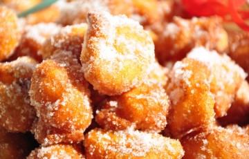 Frittelle di San Giuseppe senza glutine