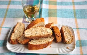 Cantucci senza glutine con grano saraceno