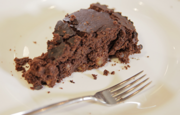La torta cioccopere