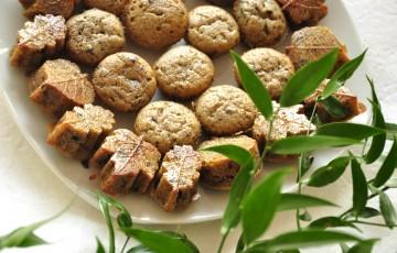 Muffin banane e cioccolato senza glutine