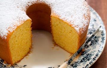 Ricetta della torta con le arance