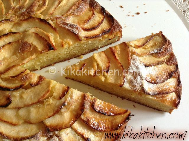 Ricetta torta di mele kikakitchen