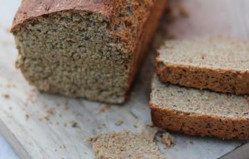 Pane irlandese con semi
