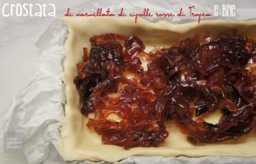 Crostata di cipolle rosse di tropea e brie ricette for Marmellata di cipolle rosse cucina italiana