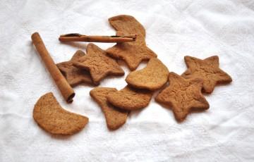 Biscottini alla cannella senza glutine