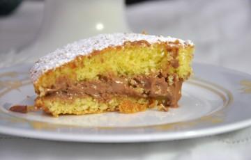 Victoria Sponge Cake All-in-one senza glutine