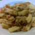 Casarecce zucchine e gamberetti