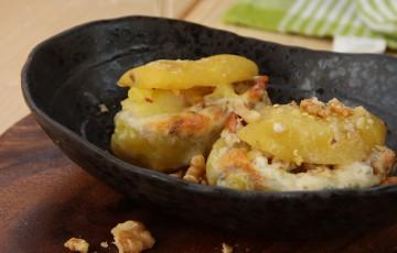Patate con gorgonzola