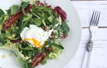 Una ricca e gustosa insalata