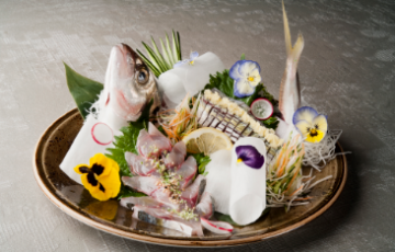 Sauro con zenzero e cipollotti di Roberto Okabe