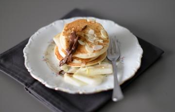 Pancakes alla cannella