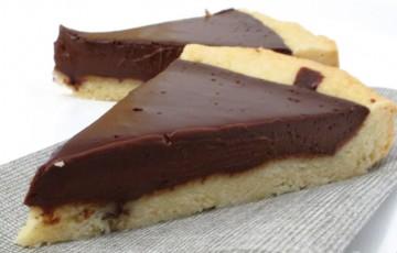 Torta cioccolato fondente e cardamomo