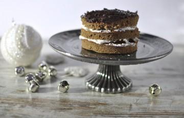 Naked cake senza glutine