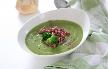 Vellutata di broccoli saporita