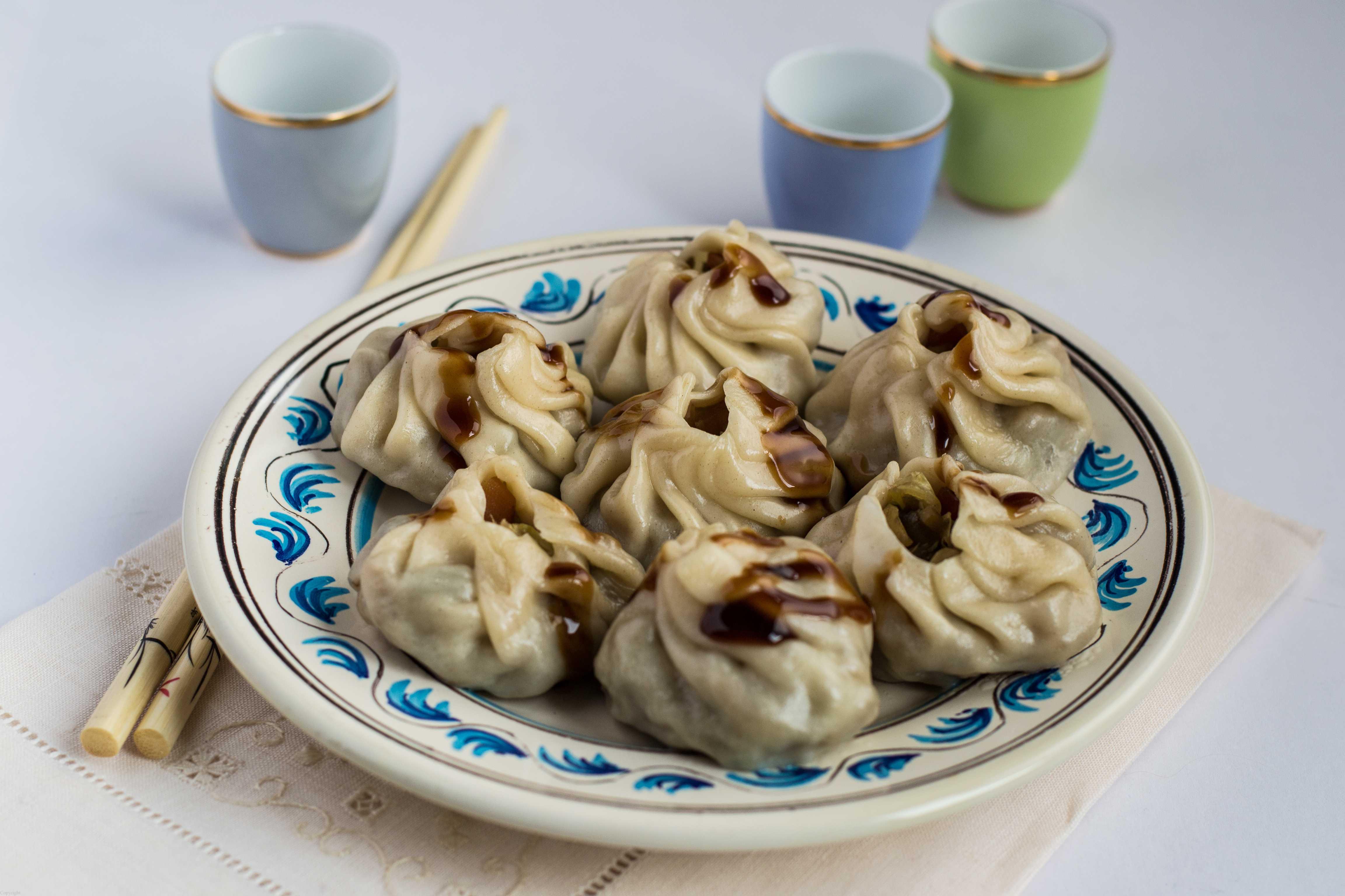 Ricetta Ravioli Al Vapore Vegetariani.Ravioli Cinesi Di Verdure Al Vapore Ricette Tamara Giorgetti D Repubblica It