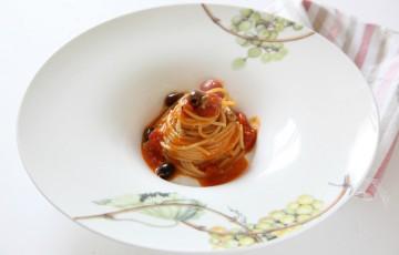 Spaghetti sciuè sciuè