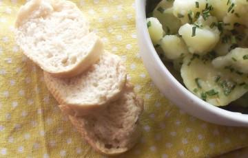Insalata di patate alla maniera bavarese