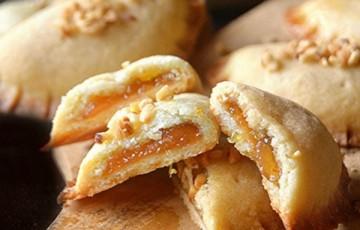 Ravioli dolci integrali ai fichi