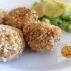 Crocchette di zucchine con tonno e zenzero