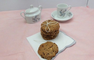 Biscotti cookies senza lattosio