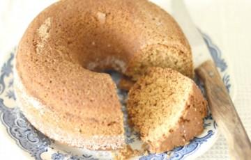 La colazione: Ciambella al grano saraceno