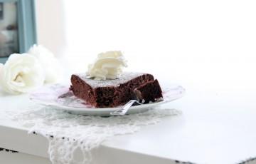 Torta soffice al cacao vegan