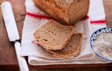 Pane al farro integrale per #unpiattoD