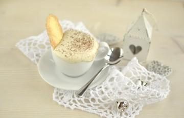 Tazzine al caffé senza glutine