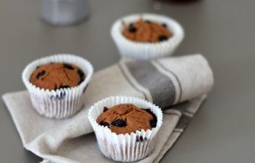 Muffins senza lievito