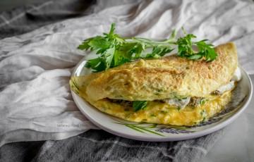 Omelette non frittata...ecco come farla