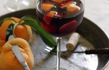 Percoca nel vino