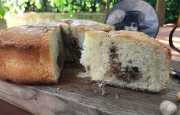 La torta dei frati di San Candido