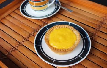 Crostatine alla crema di limone