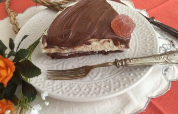 Cheesecake alla nutella senza cottura