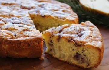 La torta di pere di Azzurrina