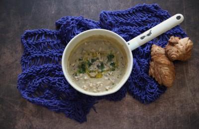 Zuppa di seppie con cannellini