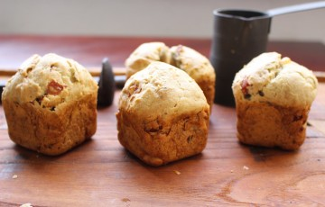Muffin di spianata romana