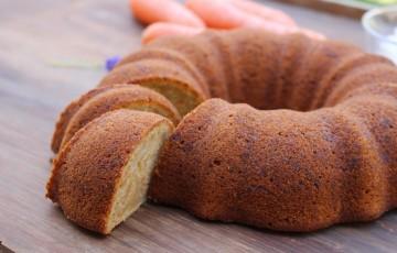 Fraunces Tavern Carrot Tea Cake