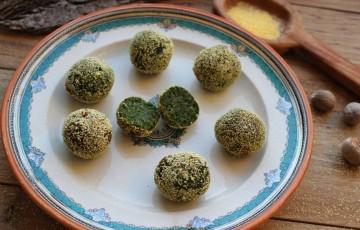 Bocconcini di spinaci
