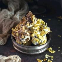 00978aed37 Le rose del deserto, biscotti con i corn flakes. di Tamara Giorgetti