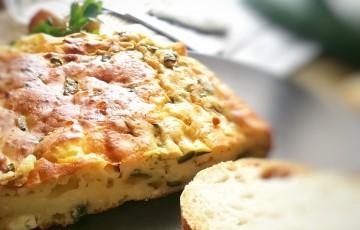 Korkouto, la torta salata greca alle zucchine