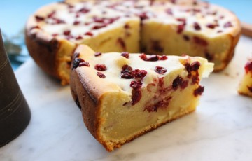 La torta di mirtilli di Sateenkaari