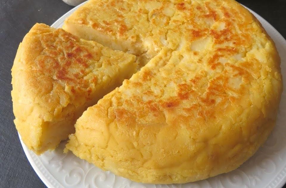 Ricetta Per Tortillas Spagnole.Tortilla Di Patate Ricette Elisaalba D Repubblica It