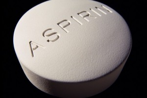 Aspirina anticancro?