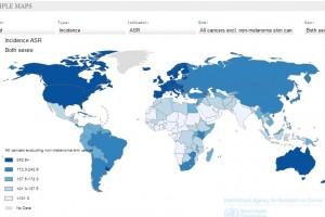 I numeri del cancro nel mondo