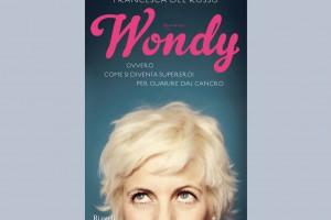 Wondy, a colpi di ironia contro il cancro