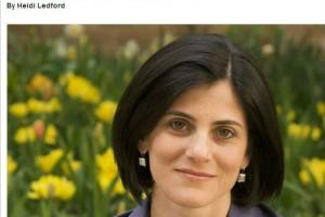 Tania, che ha vinto la battaglia contro i brevetti sui geni