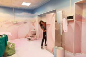 """Sally Galotti: """"Coloriamo gli ospedali"""" (video)"""